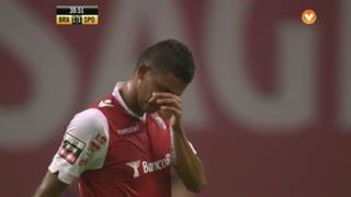 SC Braga, Jogada, Aderllan Santos aos 31'