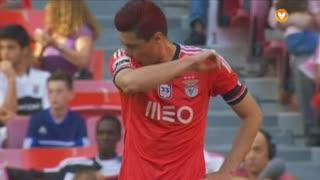 SL Benfica, Jogada, Cardozo aos 16'