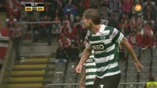 Sporting CP, Jogada, Adrien Silva aos 66'