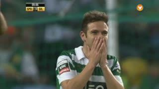Sporting CP, Jogada, Capel aos 9'