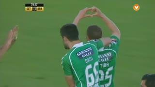 GOLO! Vitória FC, Pedro Tiba aos 79', Vitória FC 1-1 SC Braga