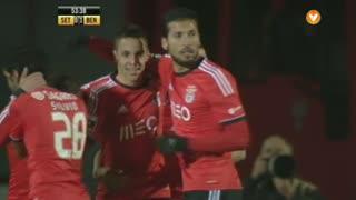 GOLO! SL Benfica, Rodrigo aos 54', Vitória FC 0-1 SL Benfica