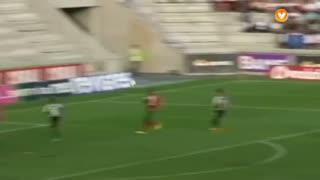 GOLO! CD Nacional, Diego Barcellos aos 28', Marítimo M. 1-1 CD Nacional