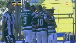 GOLO! Sporting CP, Nuno Campos (p.b.) aos 39', CD Nacional 0-1 Sporting CP