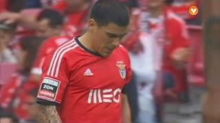 SL Benfica, Jogada, Maxi Pereira aos 32'