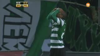 Sporting CP, Jogada, Wilson Eduardo aos 90'