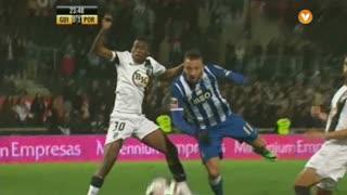FC Porto, Jogada, Ghilas aos 23'