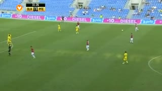 SC Olhanense, Jogada, Vítor Bastos aos 31'
