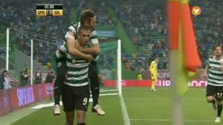 GOLO! Sporting CP, Slimani aos 2', Sporting CP 1-0 Gil Vicente FC