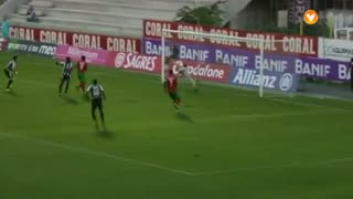 GOLO! CD Nacional, Zainadine Junior aos 87', Marítimo M. 2-2 CD Nacional