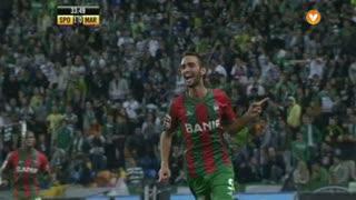 GOLO! Marítimo M., Rúben Ferreira aos 34', Sporting CP 1-1 Marítimo M.