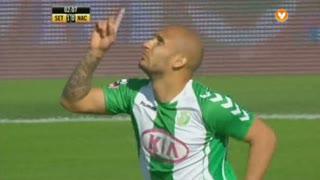 GOLO! Vitória FC, Rafael Martins aos 2', Vitória FC 1-0 CD Nacional