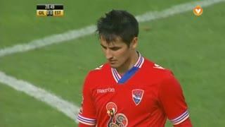 Gil Vicente FC, Jogada, Hugo Vieira aos 30'