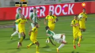 Vitória FC, Jogada, Rámon Cardozo aos 47'