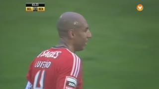 SL Benfica, Jogada, Luisão aos 43'