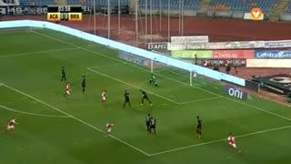 Liga (23.ª J): Resumo Académica 1-1 Sp. Braga