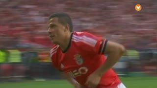 GOLO! SL Benfica, Lima aos 60', SL Benfica 2-0 SC Olhanense