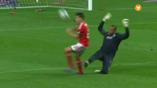 SL Benfica, Jogada, Gaitán aos 34'