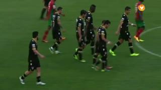GOLO! Gil Vicente FC, César Peixoto aos 44', Marítimo M. 2-2 Gil Vicente FC