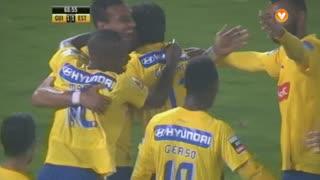 GOLO! Estoril Praia, Bruno Lopes aos 69', Vitória SC 1-2 Estoril Praia