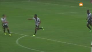 GOLO! CD Nacional, Diego Barcellos aos 78', CD Nacional 1-1 Rio Ave FC