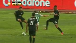 Sporting CP, Jogada, Capel aos 63'