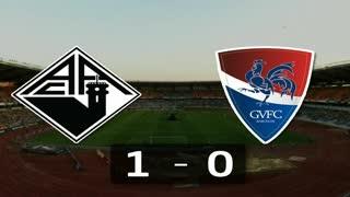 I Liga (16ª Jornada): Resumo Académica 1-0 Gil Vicente