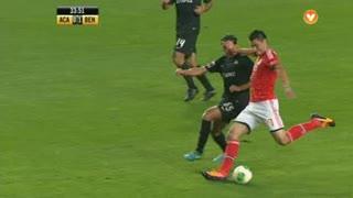 GOLO! SL Benfica, Cardozo aos 34', A. Académica 0-1 SL Benfica