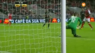 SC Braga, Jogada, Luiz Carlos aos 41'