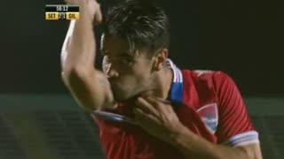 GOLO! Gil Vicente FC, João Vilela aos 58', Vitória FC 2-2 Gil Vicente FC