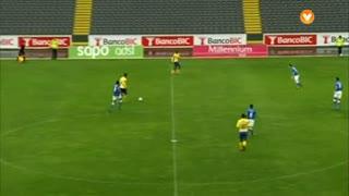 FC Arouca, Jogada, Lassad aos 4'