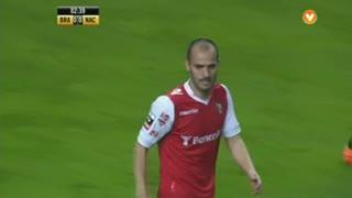 SC Braga, Jogada, Rúben Micael aos 3'