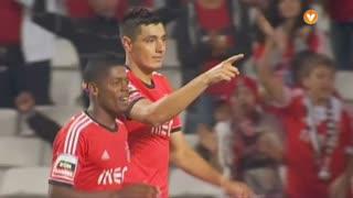 GOLO! SL Benfica, Cardozo aos 49', SL Benfica 2-0 CD Nacional