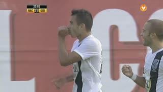 GOLO! Vitória SC, Crivellaro aos 34', CD Nacional 1-1 Vitória SC