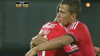 GOLO! SL Benfica, Rodrigo aos 38', Rio Ave FC 0-1 SL Benfica