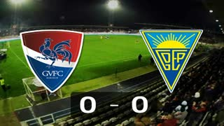 Liga (28ª J): Resumo Gil Vicente 0-0 Estoril