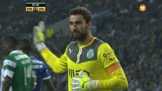 FC Porto, Jogada, Josue aos 47'
