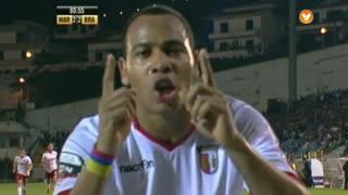 GOLO! SC Braga, Felipe Pardo aos 81', Marítimo M. 2-2 SC Braga