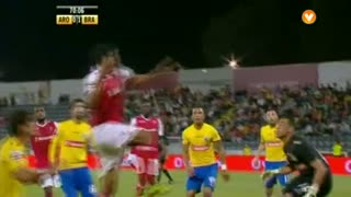 SC Braga, Jogada, Aderllan Santos aos 69'