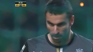 SC Braga, Jogada, Luiz Carlos aos 85'
