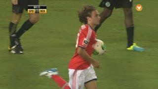 GOLO! SL Benfica, Markovic aos 65', Sporting CP 1-1 SL Benfica