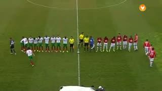 I Liga (18ªJ): Resumo SC Olhanense 1-1 Marítimo M.