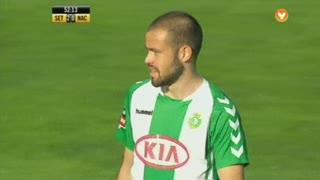 Vitória FC, Jogada, Betinho aos 52'