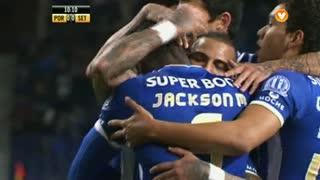 GOLO! FC Porto, Jackson aos 10', FC Porto 1-0 Vitória FC