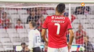 SL Benfica, Jogada, Cardozo aos 88'
