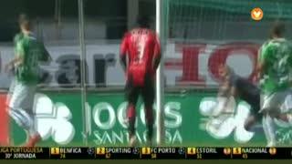 SC Olhanense, Jogada, Paulo Sérgio aos 5'