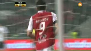 GOLO! SC Braga, Rusescu aos 72', SC Braga 3-0 Vitória SC