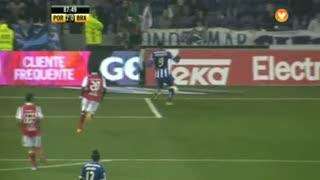 FC Porto, Jogada, Jackson aos 88'