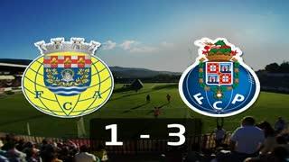 I Liga (7ªJ): Resumo FC Arouca 1-3 FC Porto