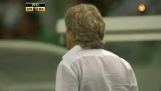 SL Benfica, Jogada, Enzo Pérez aos 30'